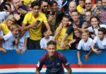 Ligue 1: Neymar sera qualifié face à Guingamp dimanche