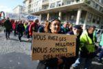 Réforme du Code du travail: Macron face à l'épreuve de la rue et des grèves
