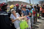 Irma: Macron reparti, le chantier de la reconstruction reste entier
