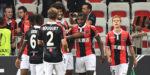 Ligue Europa : nouvelle victoire probante pour Nice face au Vitesse Arnhem
