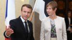 Macron met son projet européen sur la table du sommet de Tallinn, en Estonie