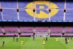 Le Barça fait le plein à vide, le Real gagne chez lui