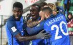 Mondial-2018: victoire des Bleus en Bulgarie, Russie à l'horizon