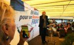 FN: le départ de Philippot «n'entraîne pas» le retour de Marion Maréchal-Le Pen