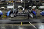 La production industrielle française en léger repli en août