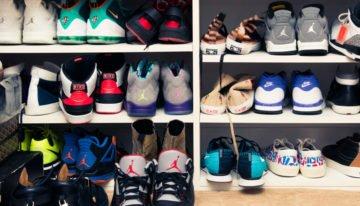 La mode des sneakers s'impose chez les jeunes