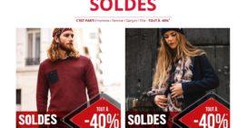 Les soldes : Jeans pour homme en promo