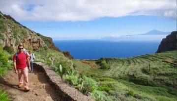 Economie tourisme : Canaries, des randonnées tout en contraste