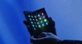 Samsung, le précurseur des smartphones pliables ?